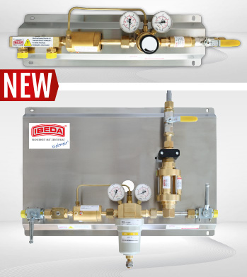 New Acetylene Gas Manifold Systems