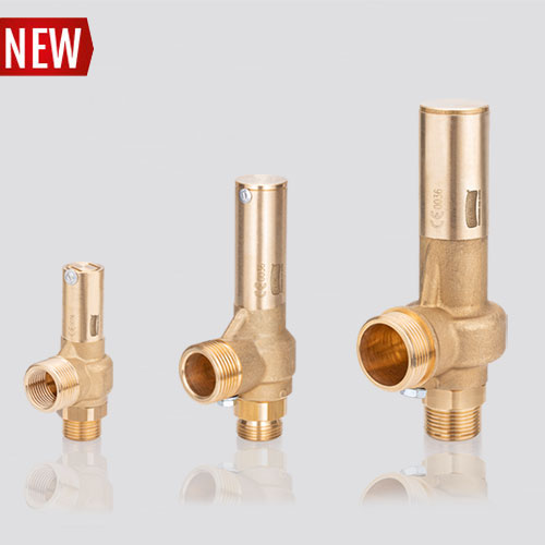 IBEDA Safety relief valves