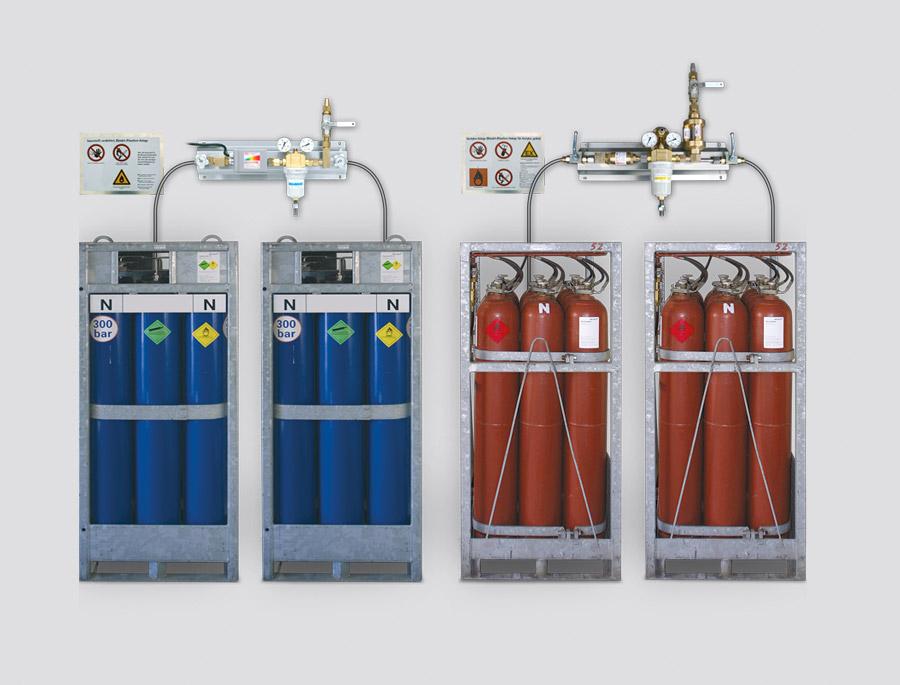 Gasversorgungsanlagen Und Gasentnahmestellen F 252 R